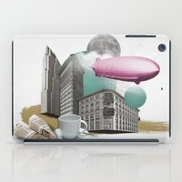 led zeppelin iPad Cases featuring Zeppelin by Pepper / Shop