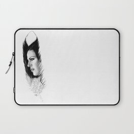 LANA'S FEATHER Laptop Sleeve