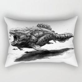 Dunkleosteus terrelli Rectangular Pillow