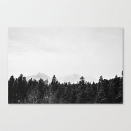 Peak II Canvas Print