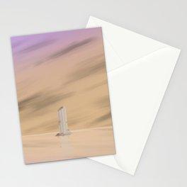 Pillar Alone Stationery Cards
