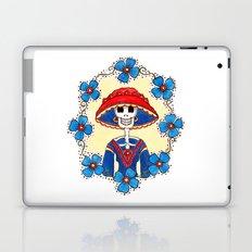 Catrina Doña Amelia Laptop & iPad Skin