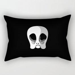 grey gramps Rectangular Pillow