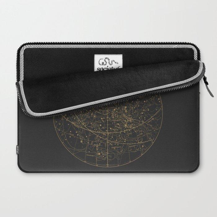 Visible Heavens - Dark Laptop Sleeve