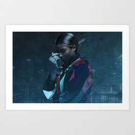Ciara - DUI Art Print
