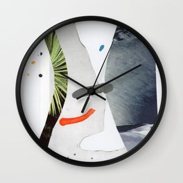 Composition 556 Wall Clock