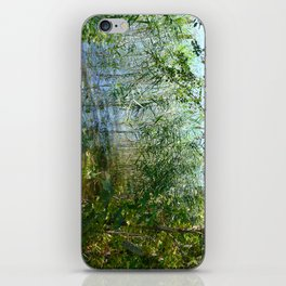 water front by Lika Ramati iPhone Skin