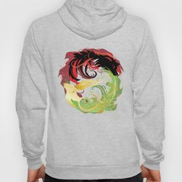 The Wolf and the Halla Hoody
