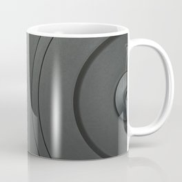 OLD SCHOOL VINYL VIBES Coffee Mug