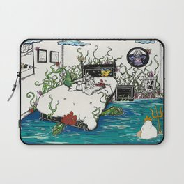 Books Coming to Life: The Little Mermaid Laptop Sleeve