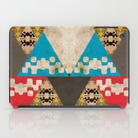 evil iPad Cases featuring Evil Triangles by ohzemesmo