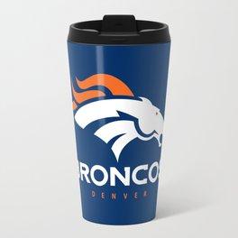 broncos denver Travel Mug