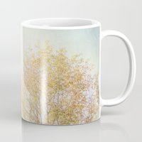 aelwen Mugs featuring Tree by Pure Nature Photos