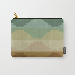 Geometric Aztec I Carry-All Pouch