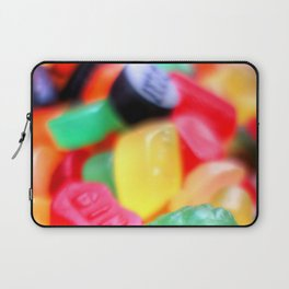 Sweets 02 - Wine Gums | GIN Laptop Sleeve