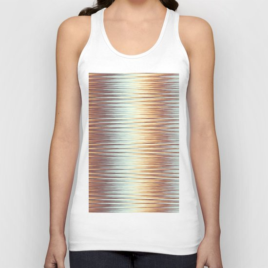 Abstract 389 Unisex Tank Top