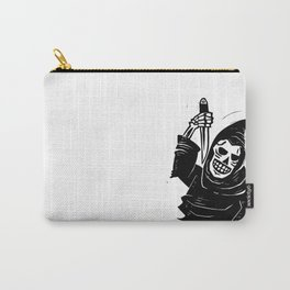 Death comes swft Carry-All Pouch