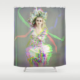 Recyclable Fasion Shower Curtain