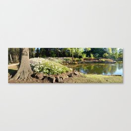 Muscogee (Creek) Nation - Honor Heights Park Azalea Festival, No.06 of 12 Canvas Print