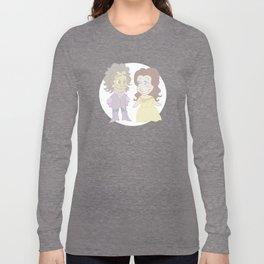 Rumbelle Chibis Long Sleeve T-shirt