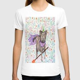 Wizard Dog T-shirt