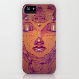Daw iPhone Case