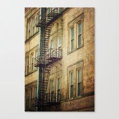 Escape to Freedom Canvas Print