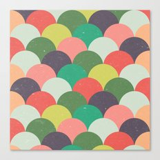 Kids Pattern Canvas Print