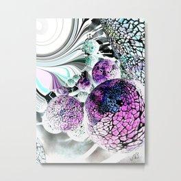 Back to Disco by Nico Bielow Metal Print