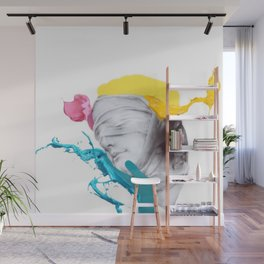 Two Face (edit) Wall Mural