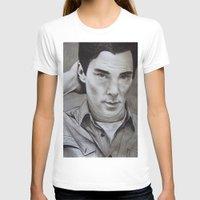 benedict cumberbatch T-shirts featuring Benedict Cumberbatch | Sherlock by Marie | Gib