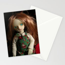 Dressed for Christmas Stationery Cards