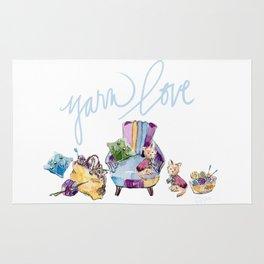 Yarn Love Rug