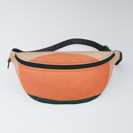 Abstraction_Sunset_Ocean Fanny Pack