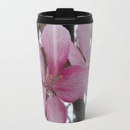 Crabapple Blossoms Travel Mug
