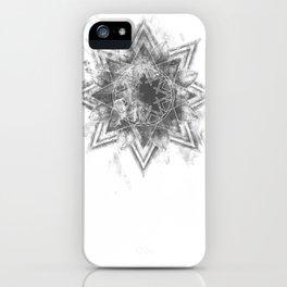 The Darken Stars iPhone Case