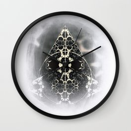 Exchanged Wall Clock