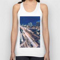 tapestry Tank Tops featuring Tapestry by jmdphoto