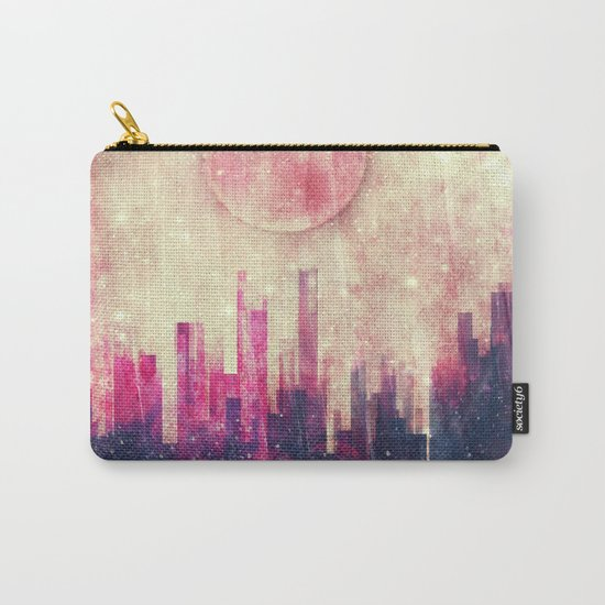 Mysterious city Carry-All Pouch