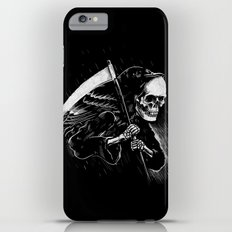 DEATH WILL HAVE HIS DAY iPhone 6 Plus Slim Case