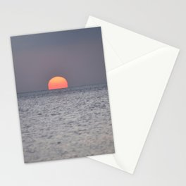 South Padre Island Sunset Stationery Cards