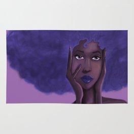 Afro Blu Rug