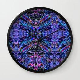 ACID Foil Wall Clock