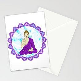 Buddha Lace  Stationery Cards