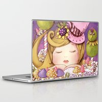 neverland Laptop & iPad Skins featuring Neverland by Eunice Ng