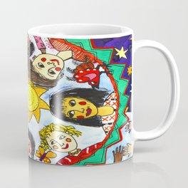 LOS NIÑOS DE CHIAPAS Coffee Mug