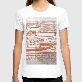 Herbie Has A Split Ride? T-shirt