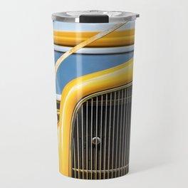 Yellow Truck Travel Mug