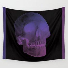 Pastel Skull Wall Tapestry