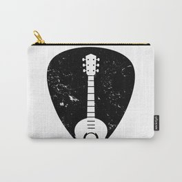 Guitarist Guitar Pick Plectrum Musician Gift Carry-All Pouch